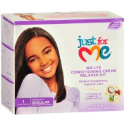 Just For Me No-Lye Conditioning Crème Relaxer