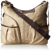 Skip Hop Versa Expandable Nappy Bag, Khaki Brown