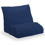 Contour Products Flip Pillow Cover - Navy
