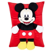 Mickey Mouse 11 x 15 Toddler Decorative Pillow