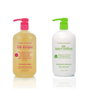 Mixed Chicks Kids Shampoo & Leave in Conditioner 980ml