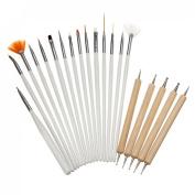 Nail Art Design Paint Painting Brush Pen Set