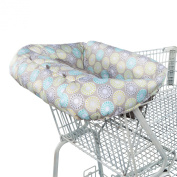 Comfort & Harmony Cosy Cart Cover, Chocolate Circles