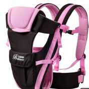 Zorro Mall Infantino Fusion Flexible Position Baby Carrier, Pink