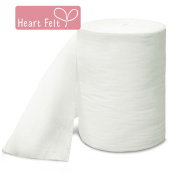 Heart Felt Bamboo Cloth Nappy Liners -100 Sheets. Flushable, Biodegradable and All Natural to Preserve Your Cloth Nappies and Avoid Dealing with Solid Mess. Soft Against Baby's Delicate Skin. Will Not Repel Liquid, Which Can Lead to Leakage. Buy 2 and ..