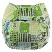 Blueberry Simplex All In One Nappy, Geo, One Size
