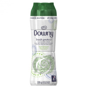 Downy Fresh Protect 42 load In-Wash Odour Shield Beads, Fresh Blossom, 390ml