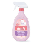 Dreft 650ml Fabric Refresher And Odour Eliminator Spray