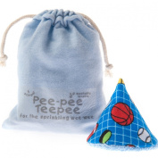 Sports Ball with Laundry Bag - Pee-pee Teepee for Sprinkling WeeWee