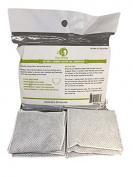 Natural Bamboo Charcoal Nappy Pail Deodorizers - Package of 6 Total