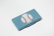 """Wipebox by Uber Mom """"Blue Baseball"""""""
