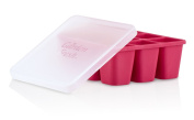 Nuby Garden Fresh Freezer Tray with Lid