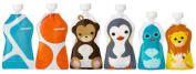 Squooshi Reusable Food Pouch | Variety Pack