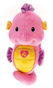Fisher-Price Soothe and Glow Seahorse, Pink