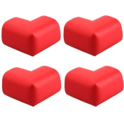 Great Deal(TM) 4 Pack Baby Child Infant Kids Safety Safe Table Desk Corner Bumps Cushion Guards Protector