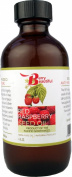 Red Raspberry Seed Oil - 4 fl. oz. (120 mL) in Amber Glass Bottle - 100% Pure, Natural & Cold Pressed - Berry Beautiful