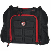 6 Pack Fitness Bag Mini Innovator 300 Black/Red
