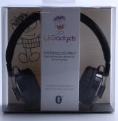 LilGadgets Untangled Pro Children's Wireless Bluetooth Headphones Black