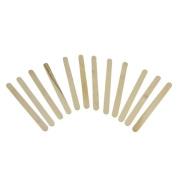 100 Natural Wooden Lollipop Lollypop Sticks