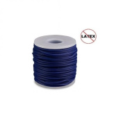 Round Rubber Cord Royal Blue 2mm 10 metres / 10.9 Yards.