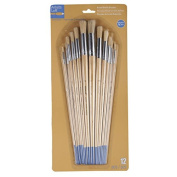 Artist's Loft Necessities Bristle Round Brushes