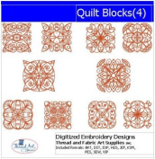 Machine Embroidery Designs - Quilt Blocks