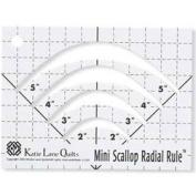 Mini Scallop Marking Ruler