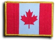 Canada - Country Rectangular Patch