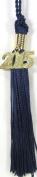 Navy Blue KinderGrad Tassel with 2015 Gold Charm