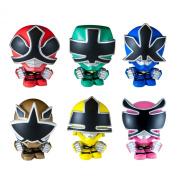 Best Power Rangers Toy Samurai Mashems Pack of 6