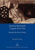 Aloysius Bertrand's Gaspard de la Nuit