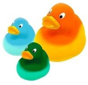 Escaboo Duckie Changing Colours Bath Squirters Toy