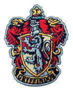 Harry Potter House of Gryffindor Crest Applique 7cm Patch