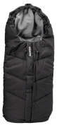 Bambisol Foot Muff for Buggy in Black/Grey