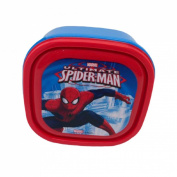 Veka Baby Products-Marvel's Ultimate Spiderman Sandwich Box