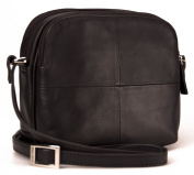 Visconti Genuine Leather Small Shoulder Bag # 18939