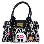 Betty Boop On Safari Women's Print Handbag