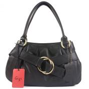 Gigi Fashion Handbag - Othello 4466 - Leather