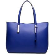 Miss Lulu Ladies Designer Leather Style Large Tote Bag Shoulder Satchel Handbag
