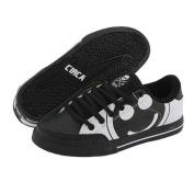 C1RCA Skateboarding Shoes ALK50BWSH Black / White / Super Happy - Circa Kids Shoes