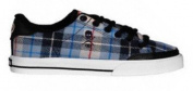 Circa Skateboard Kids Shoes Lopez 50 Black / Blue Originals - C1rca Shoes
