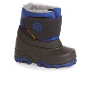 Manbi Toddlers Boing Snow Boots - Blue