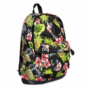 Blue Banana Pineapple Backpack