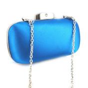 Pouch bag 'Kate'blue.