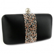 Pouch bag 'Sissi'black.