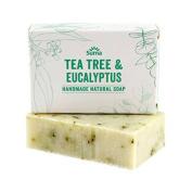 Suma Tea Tree and Eucalyptus Soap 95g