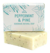 Suma Peppermint and Pine Soap 95g