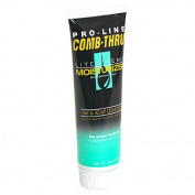 Pro-line Comb-thru Lite-creme Moisturiser, Hair and Scalp Conditioner for Men, 120ml Tubes