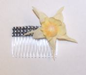 Petite Pink, Red, Blue, White, Yellow Orchid Fascinators