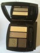 True Colour Eyeshadow Quad - Gilded Metallics